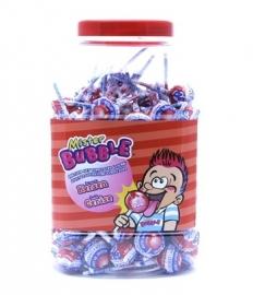 Mr Bubble Kersen kauwgom lollie