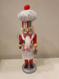 Notenkraker Ginger Bread Cook (klein)
