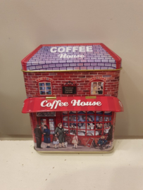 Coffee House Blik (klein model)