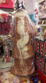 Chocolade Kerstman Mega (3 kg)