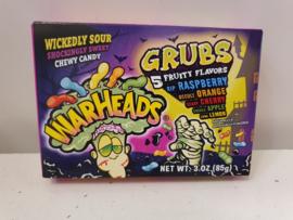 Warheads Creepy Grubs