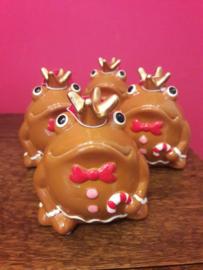Pomme Pidou Kikker Gingerbread
