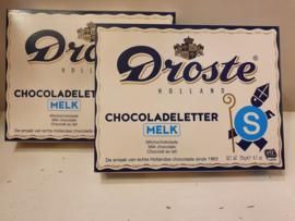 Droste S Chocoladeletter (melk)