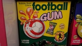 Fini Bubble Gum Voetbal