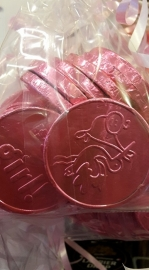 Geboorte Munten (chocolade)