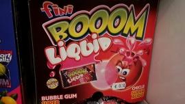 Fini Bubble Gum aardbei