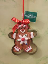 Kerstboomhanger Ginger Bread Cookie