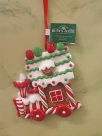 Kerstboomhanger Ginger Bread Train