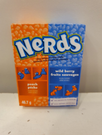 Wonka Nerds Peach Wild Berries