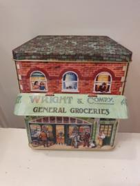 Kerstblik General Groceries (groot)