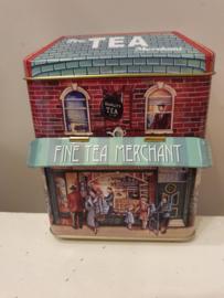 Kerstblik Fine Tea Merchant (klein)