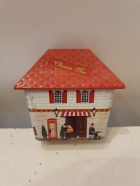 Chocoladehuis Blik (klein model)