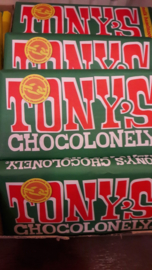 Tony's Chocolonely (melk/hazelnoot)