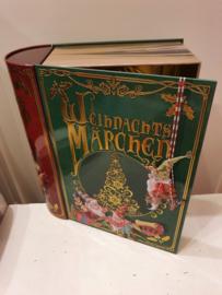 Kerstblik het Kerstkabouter Boek (groot)