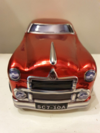 Kerstblik Cadillac (robijn rood)