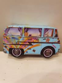 Hippy Camper Blik (klein model)