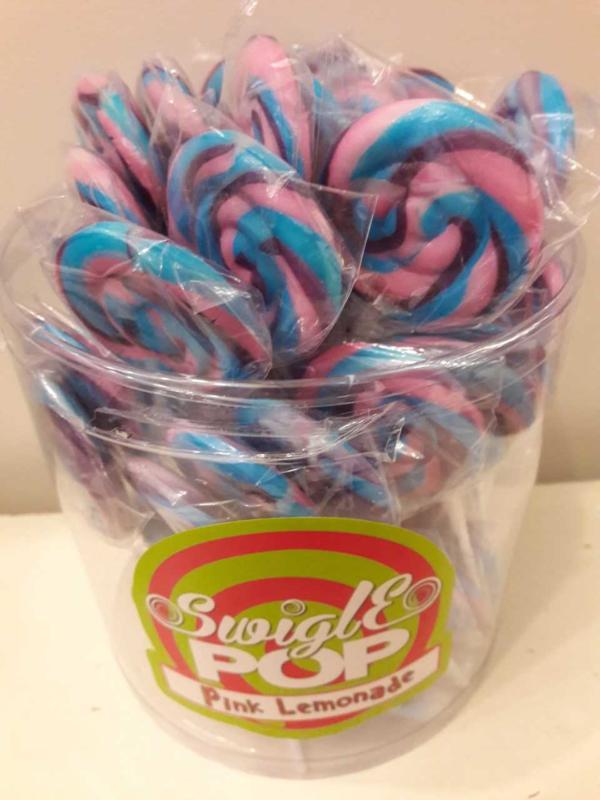 Swigle Pop Lolly (Pink Lemonade)