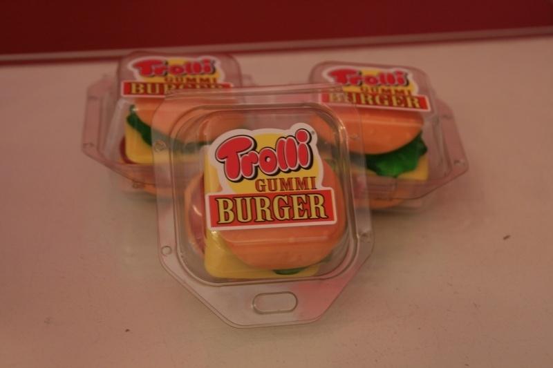 Trolly Gummi Burger
