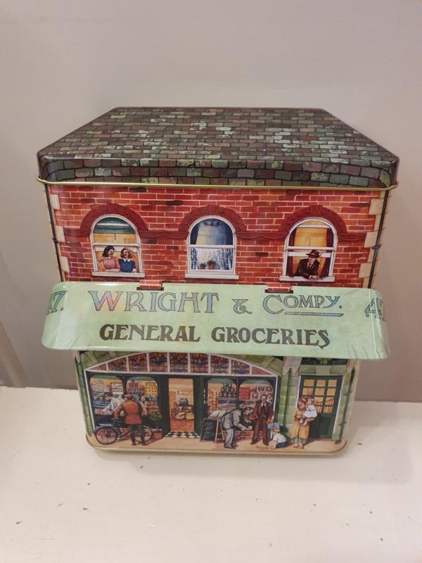 General Croceries Blik (groot model)