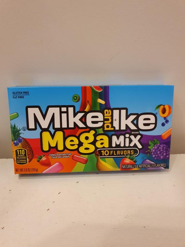 Mike and Like Mega Mix