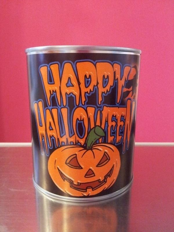 Halloween verfblik (excl. vulling)