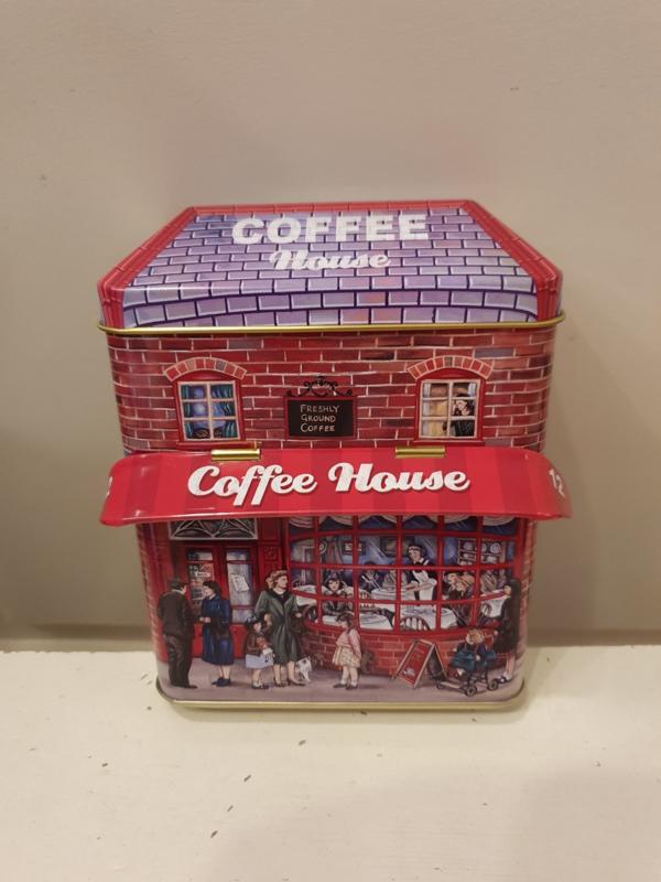Coffee House Blik (klein model)