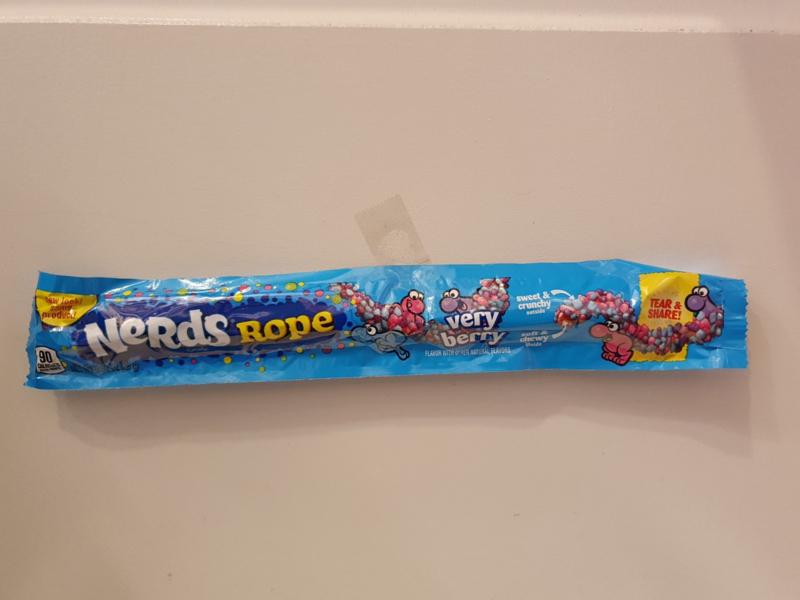 Wonka Nerds Rope Very Berry