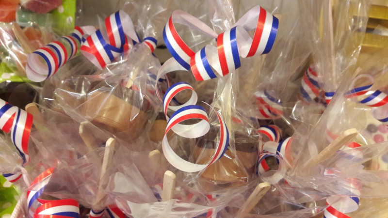 Chocolademelk Sticks