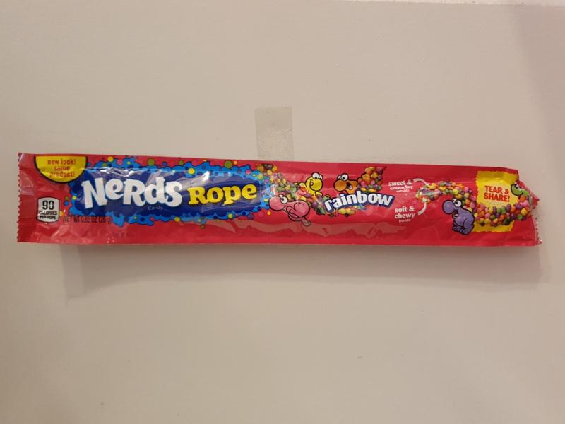 Wonka Nerds Rope Rainbow