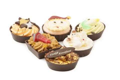 Boheemen Chocolade Petit Fours (6 stuks)