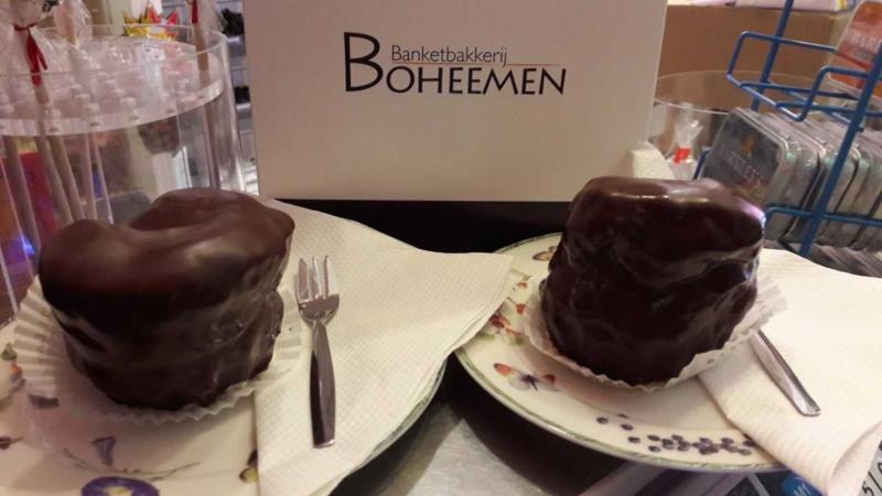 Koffie of Thee met Bossche Bol