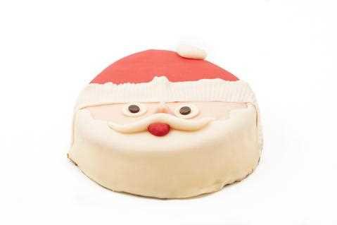 Boheemen Kerstman Taart