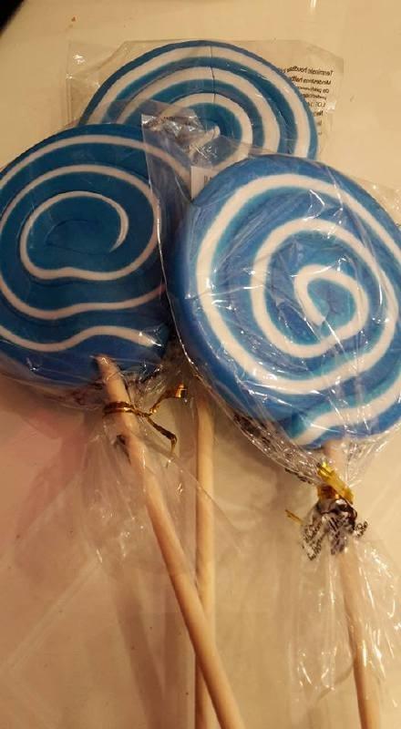 Lolly Blauw