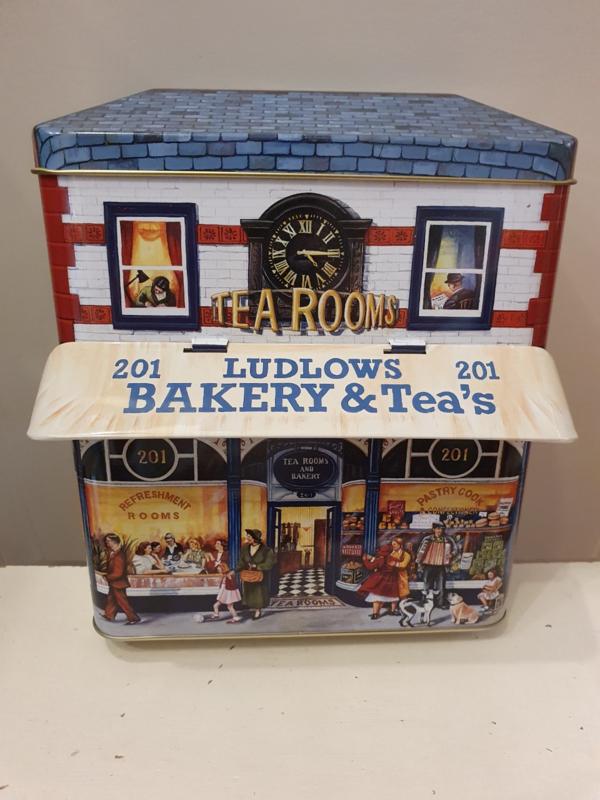 Kerstblik Bakery & Tea's (groot)