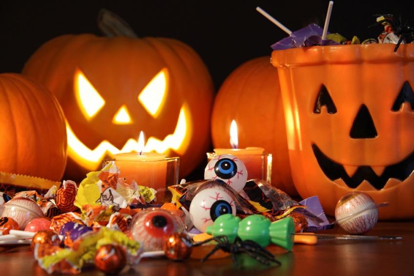 Halloween Eten Kinderen.Halloween T Haagsch Snoephuis