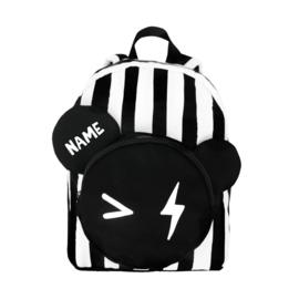Backpack Bear Stripe Small Name