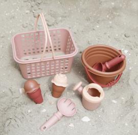 Strandsetje Roze