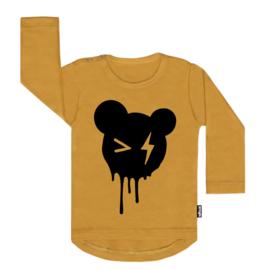 Drippin Bear Yellow