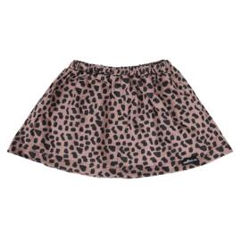 Skirt Dark Pink Spots