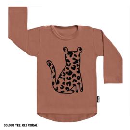 Tee Leopard Spots Big