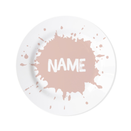 Splatter Plate Name