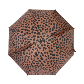 Umbrella Bear Caramel Spots met Naam
