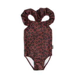 Badpak Red Leopard