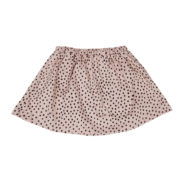 Skirt Blush Pink Dots