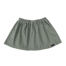 Basic Skirt Green