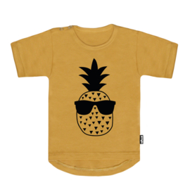Pineapple  Yellow Short