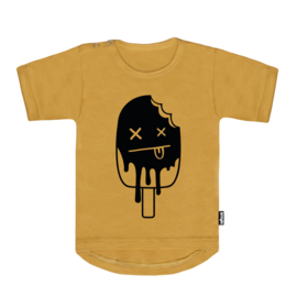 IceCream  Yellow Short Sleeve
