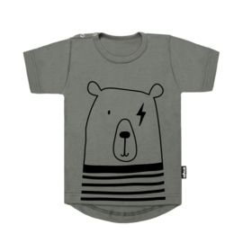 Tee Bear Stripe
