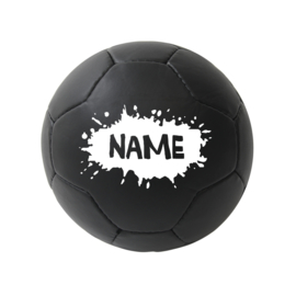 Soccer Ball Splatter Personalised