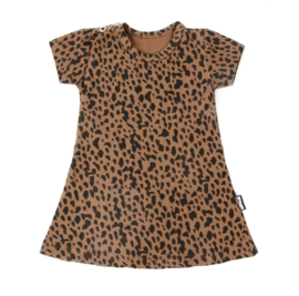 Dress Caramel Dots Short